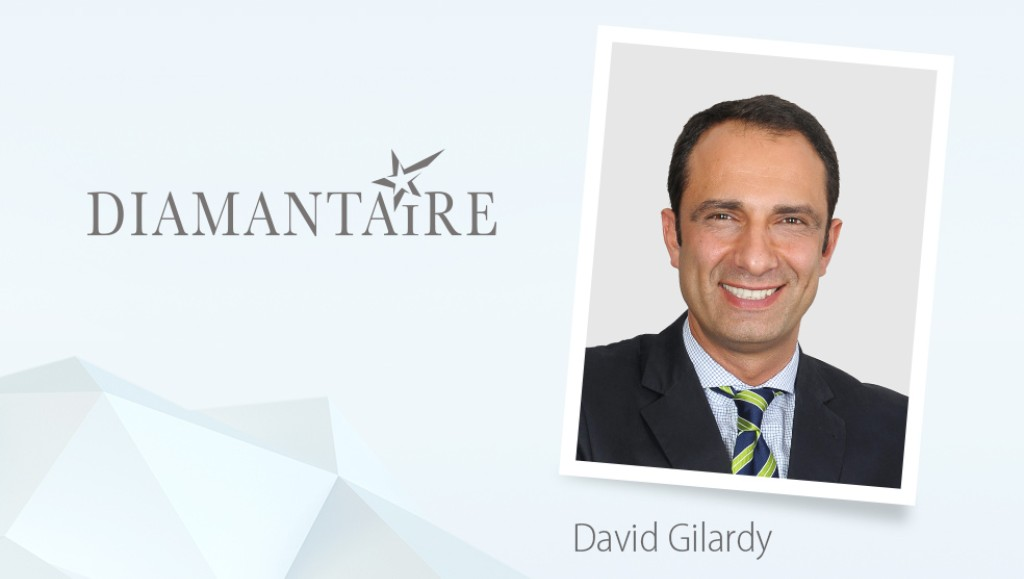 David Gilardy Diamantaire TV-Exprert at HSE24